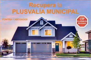 Plusvalia Municipal Fonfría Abogados