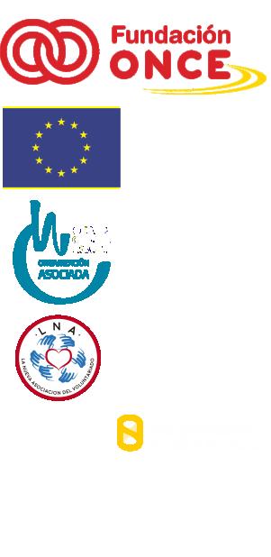logo colaboracion ONCE UE
